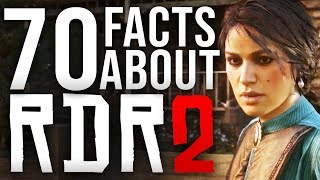 70 Facts For Red Dead Redemption 2!