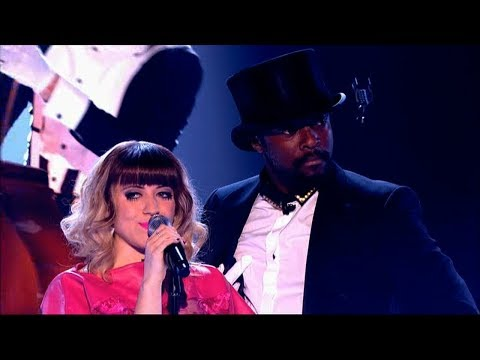 The Voice UK 2013 | will.i.am and Leah Duet: 'Bang Bang' – The Live Final – BBC One