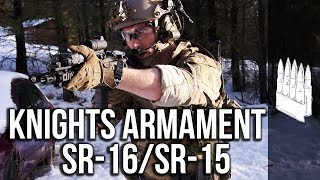 Knight's Armament Company - SR-25 APC
