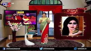 Latest Trending Sarees | Snehitha Program | 21-06-2018
