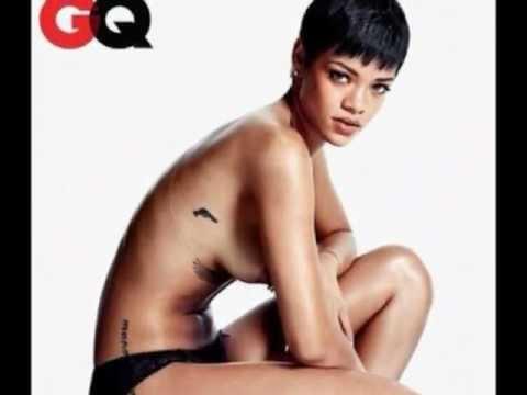 All of Rihanna's tattoos