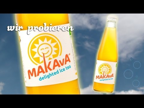 Wir Probieren #72 Makava - Delighted Ice Tea