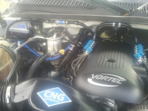 CNG Kit, Natural Gas Conversion, Sequential Injection For $850