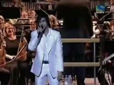 Sonu Nigam - Ye Chaand Sa Roshan Chehra - Rafi Resurrected -...