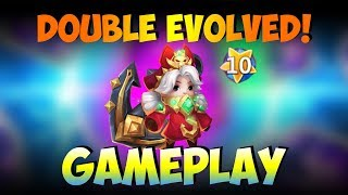 Double Evolved Commodora: GAMEPLAY! Castle Clash