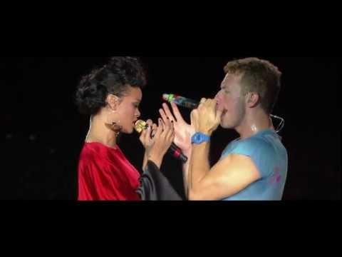 Coldplay princess Of China Ft. Rihanna At Stade De France 酷玩乐队与蕾哈娜,中国公主 video