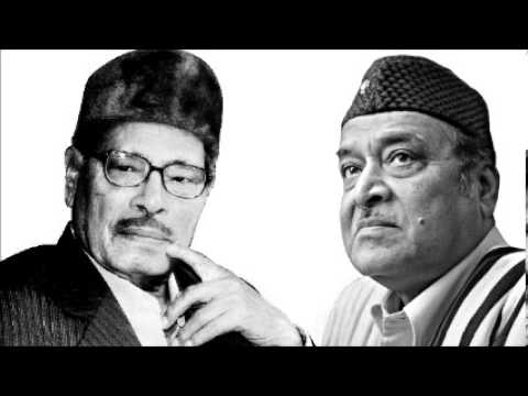 O Xiparor Bandhav - Manna Dey And Dr Bhupen Hazarika | Assamese Song video