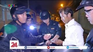 Những người thầm lặng chống tội phạm trong đêm | VTV24