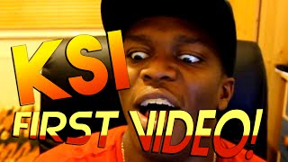 KSI First Video (First Known Video) | Youtubers First Videos | Youtubers First Time