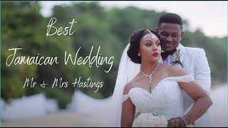 Best Jamaican Wedding of 2017: Mitty & Daney Official Wedding Video - HitchingToHastings