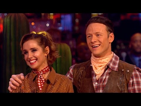 Best Bits: Musicals Week: Strictly Come Dancing 2016
