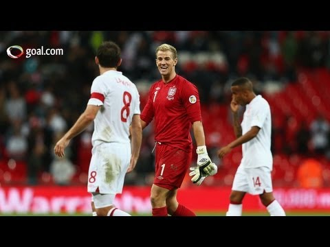 Joe Hart and Scott Parker praise Frank Lampard