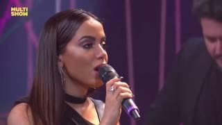 Anitta e Luan Santana cantam  Tanto Faz  no Música Boa ao Vivo   YouTube