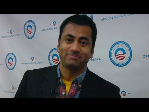 Kal Penn: Get involved with OFA Iowa and Young Americans for Obama
