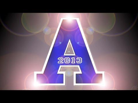 Atlee High School Football Entrance - 2013