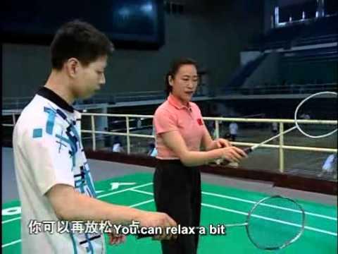 [Clip 1] Hướng dẫn đánh cầu cao cuối sân, đánh trái tay trong sân
