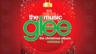Watch Glee Cast Blue Christmas video