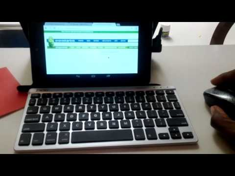 Nexus 7 has turned into a laptop!