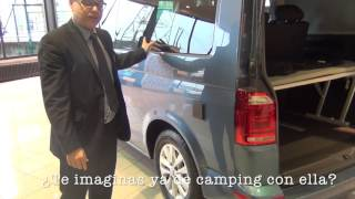 Video Volkswagen California Beach