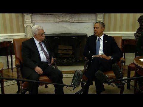 Obama tells Abbas risks must be taken for peace process