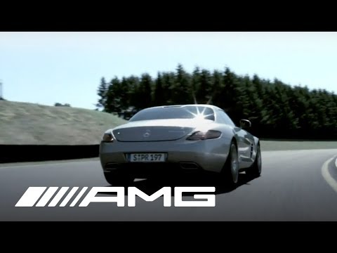 AMG Driving Academy - SLS AMG (German)
