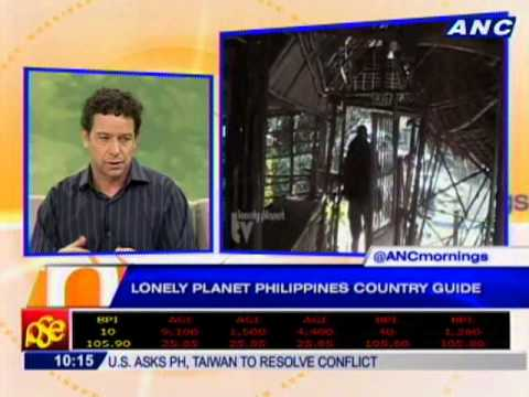 Lonely Planet Philippines Country Guide