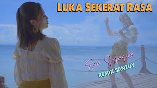 Download lagu LUKA SEKERAT RASA  (dj remix) - Era Syaqira  //  cover ARIEF & YOLLANDA