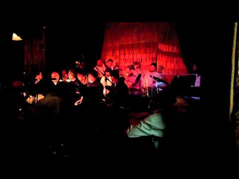 Jump Up Josie - Brian Thomas/Alex Lee-Clark Big Band Sept 2011.mov