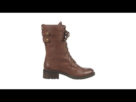 "Sam Edelman ""Darwin"" Leather LaceUp Boot"
