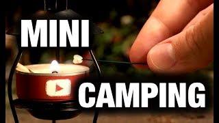 MINI CAMPING!