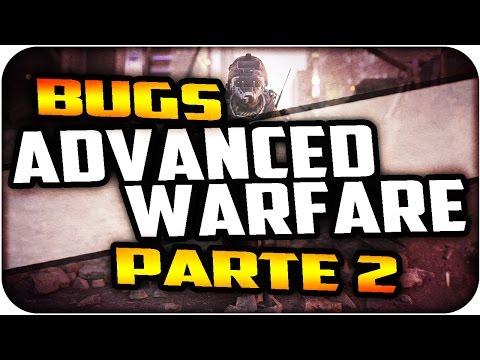 Los BUGS GLITCHS en Call of duty Advanced Warfare Parte 2