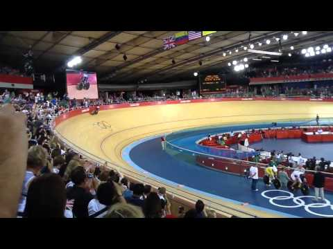 Victoria Pendleton - Sprint Qualifying