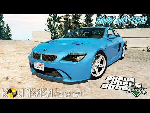 BMW M6 (E63) WideBody v0.1 [StopTech]