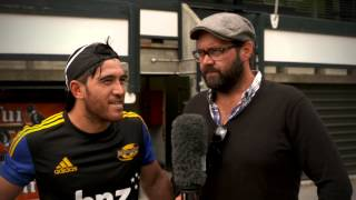"""Nehe Milner-Skudder thinks Super Rugby is easy"" 