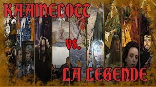 KAAMELOTT vs. LA LEGENDE: partie 1