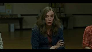 Hereditary - support group scene