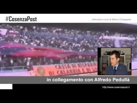 Intervista esclusiva ad Alfredo Pedullà: