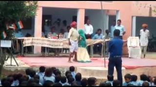 Rajasthani dance on 15 Aug 2016