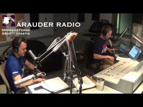 Marauder Radio - January 12, 2015