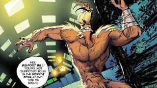 Is BigFootBill the best book in Comicsgate?