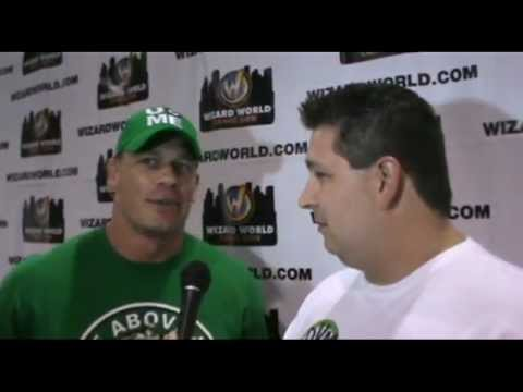 John Cena at WizardWorld Chicago