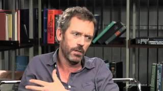 House - Season 7 - 7x22 - 'After Hours' Fans Ask: Hugh Laurie & David Shore [HQ]