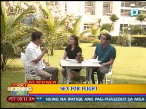 Panayam kay Cong. Roy Señerez, dating Philippine Ambassador sa UAE, tungkol sa sex for flight
