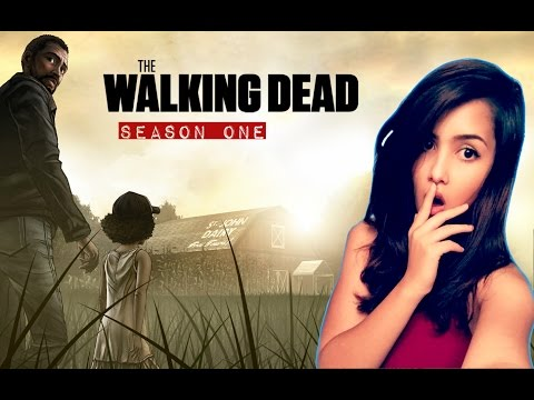 The Walking Dead Season One: Episode 1-2 | First Time Playing