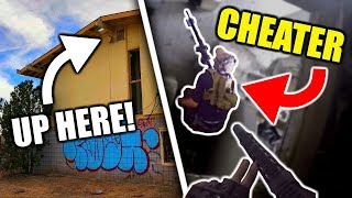 Canadian Gets ANGRY at EXPOSED Airsoft CHEATER! [SO MANY CHEATERS]