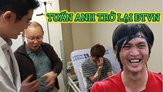 Vỡ òa niềm vui khi Thầy Park gọi Tuấn Anh trở lại Tuyển Việt Nam - News Tube