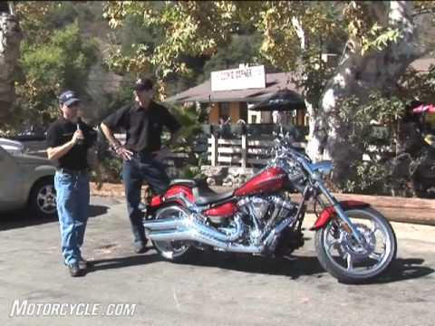 First Ride: 2008 Star Raider Motorcycle Review Video