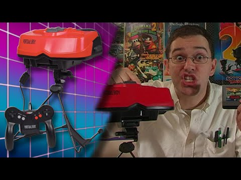 Virtual Boy - Angry Video Game Nerd - Episode 42
