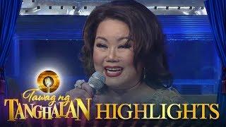 Tawag ng Tanghalan: Hurado Dulce laughs about Vice Ganda's joke