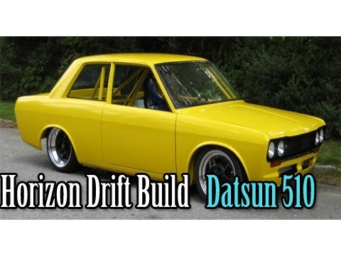 Forza Horizon Drift Build Nissan Datsun